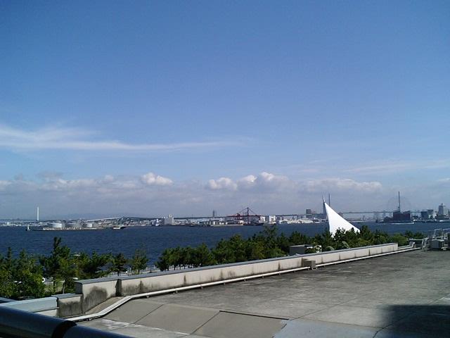 大阪 コスモスクエア