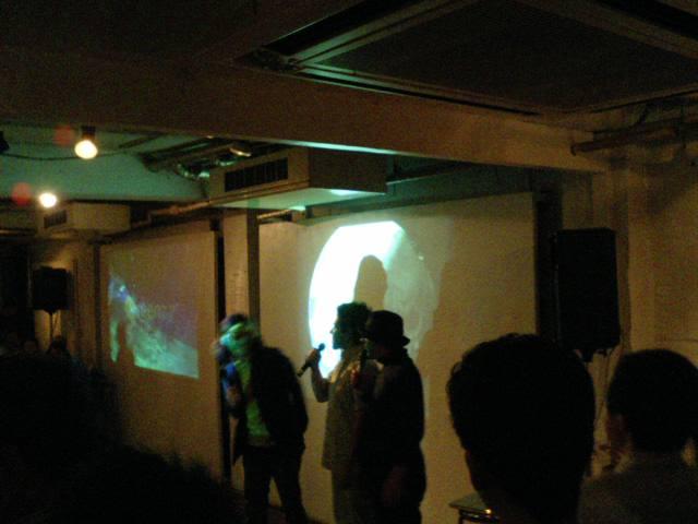 greenz.jpのオープニングパーティー